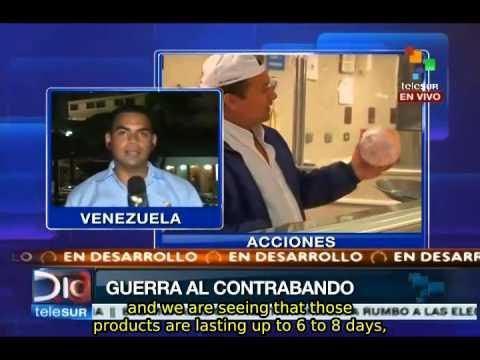 Venezuelan Navy confiscates thousands of liters of fuel along border