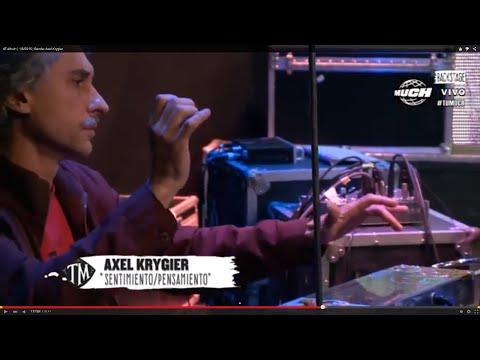 #TuMuch | 1/6/2015 | Banda: Axel Krygier