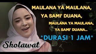 Maulana Ya Maulana Ya Sami' Duana 1 JAM - Sabyan