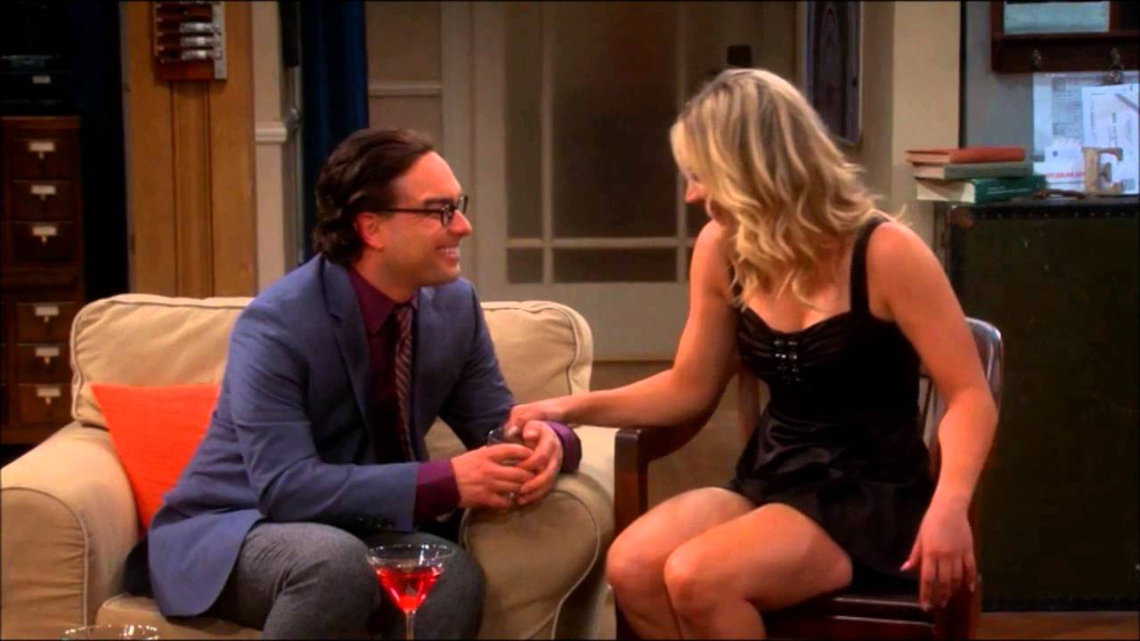 Penny and leonard dating again