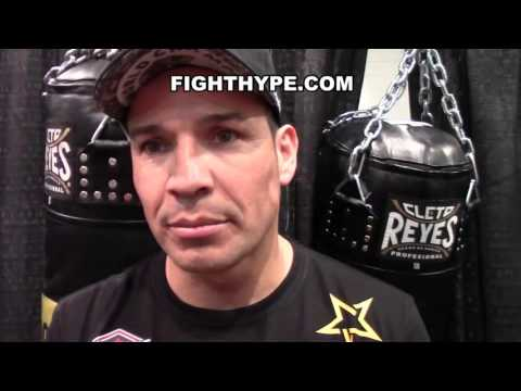 "SERGIO MARTINEZ TALKS COTTO VS. CANELO AND GOLOVKIN VS. LEMIEUX: ""FOUR GREAT FIGHTERS"""