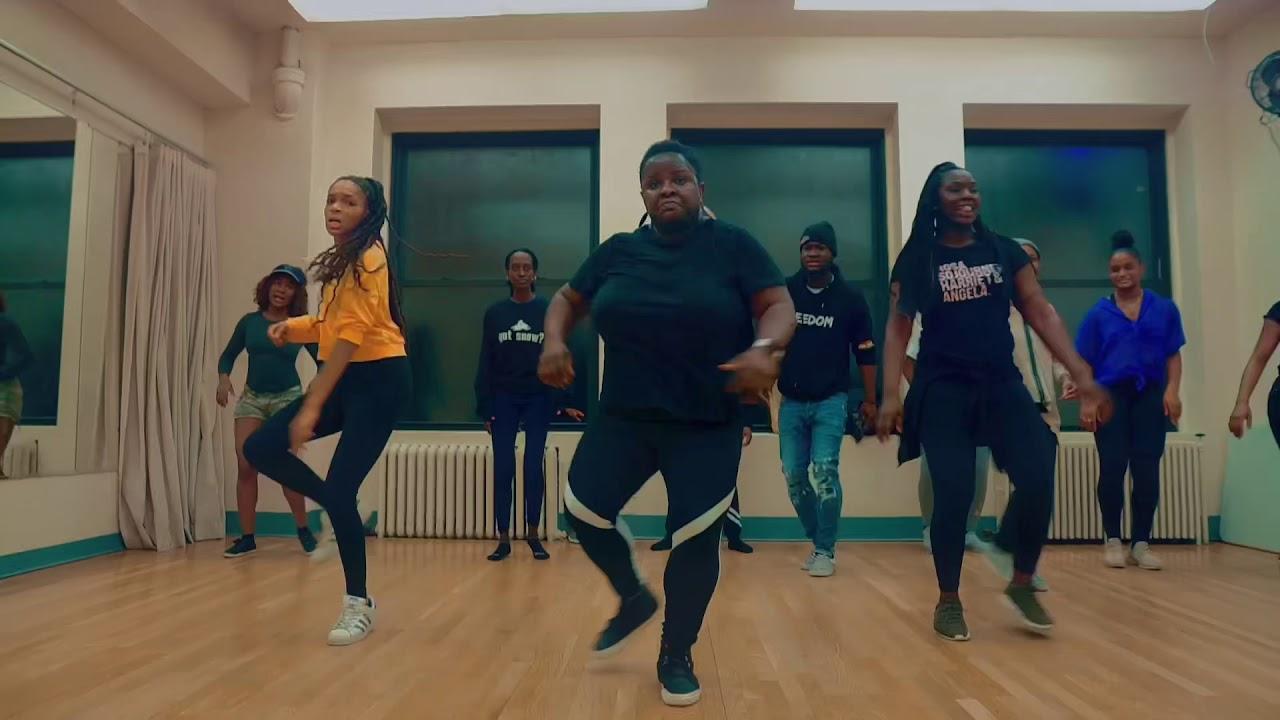 Manger Chier instrumental (Nigerianjawn choreo)