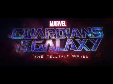 Стражи Галактики Игра от Telltale games Первый Трейлер | Marvel Guardians of the galaxy,телтейл