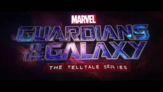 Стражи Галактики Игра от Telltale games Первый Трейлер | Marvel Guardians of the galaxy,телтейл