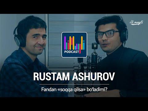 Rustam Ashurov -