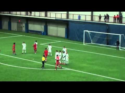 Ontario U15 Boys vs Québec U15 Boys   2016 04 22