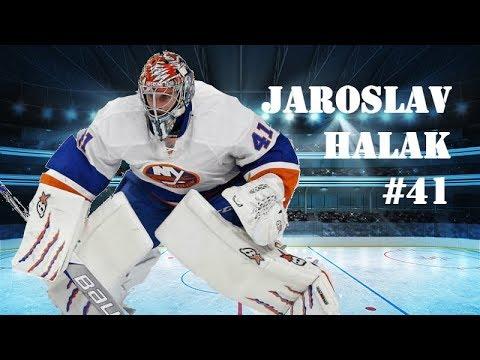 Jaroslav Halak #41 Highlights