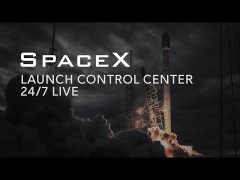 SpaceX Launch Control Center LIVE: Crew Demo-2 Astronauts arrival at ISS with Earth views from Space