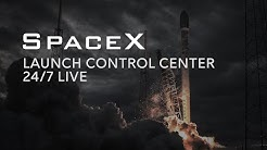 SpaceX Launch Control Center LIVE: Starlink Launch, Mission updates