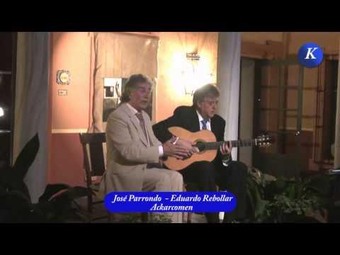 José L. Rodríguez Ojeda, José Parrondo y Eduardo Rebollar  - Cantes Flamencos al Toro y al Toreo