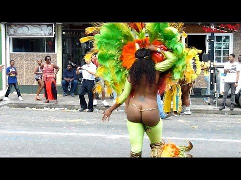 Trinidad Carnival Tuesday 2016 - Clip 5 (Legacy Mas Band) thumbnail