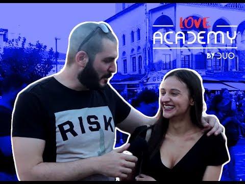 Βγήκα, ρώτησα... και απαντήσατε! - Love Academy