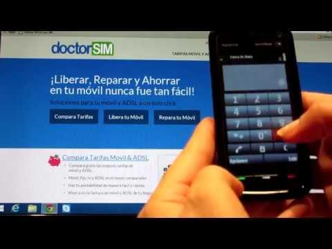 Liberacion Nokia 5800