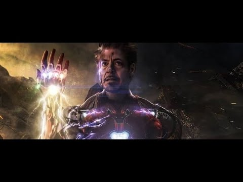Iron Man - In The End/I Love You 3000 (Linkin Park, Eminem, 2Pac & Nas)