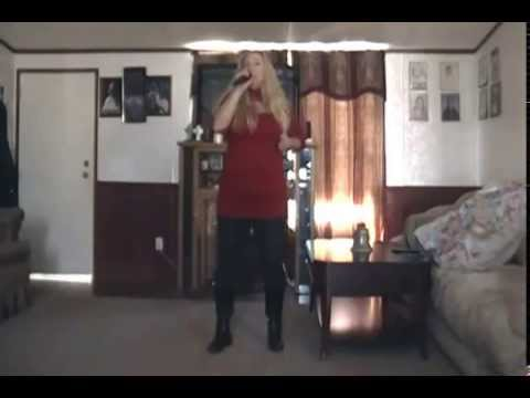STAND BY YOU MAN/ PARTY TIME KARAOKE/ TAMMY WYNETTE// SHERRY SINGING