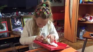 Наталья Водянова кукла