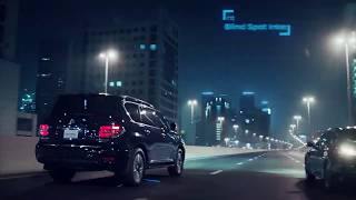 Nissan Patrol 2019 -  Intelligence With Attitude
