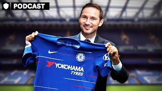 WE'VE HEARD LAMPARD IS SET TO REPLACE SARRI AT CHELSEA! | OFTW PODCAST