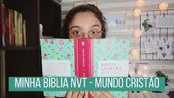 Minha bíblia NVT