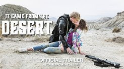 It Came From the Desert (2018) | Official Trailer HD