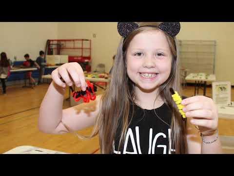 Bilquist Elementary School STEAM Day & Family Gizmo Night 2019