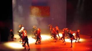 Pop clip 2015. Daugavpils Krievu vsk.-licejs 'Сила огня'
