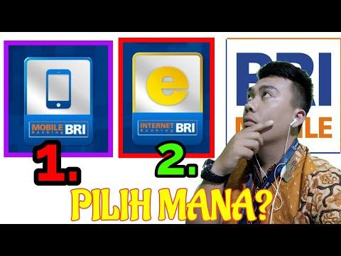PERBEDAAN INTERNET BANKING DAN MOBILE BANKING BANK BRI VIDEO DENY DENNTA