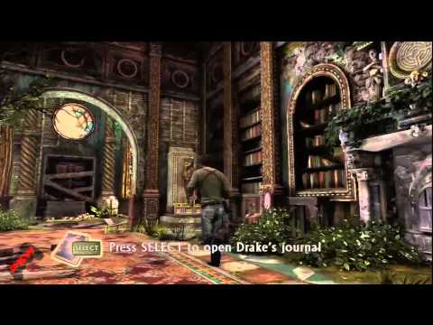Uncharted 3 chapter 11 east wing puzzle doovi for Uncharted 3 mural puzzle