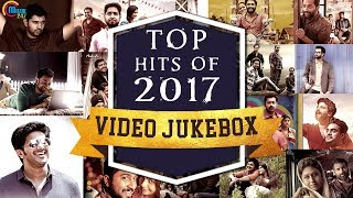 Top Hits of 2017 | Nonstop Superhit Malayalam Video songs | Best Malayalam Film Songs | Official