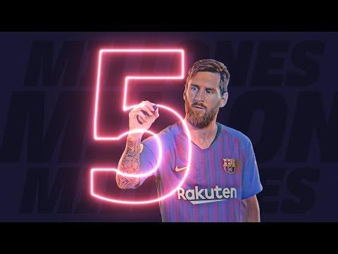 5 Million thanks