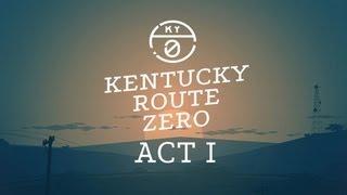 Let's Play - Kentucky Route Zero - Act 1