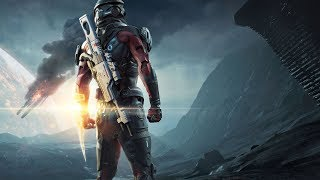 Mass Effect Andromeda Live Wallpaper Tempest Command Station  Blue Planet
