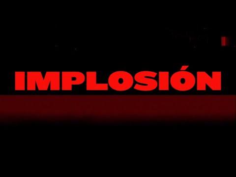 Implosión - Trailer cartelera de cine