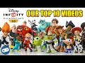 Our Top 10 Disney Infinity Videos - Toy Box Fun and Versus