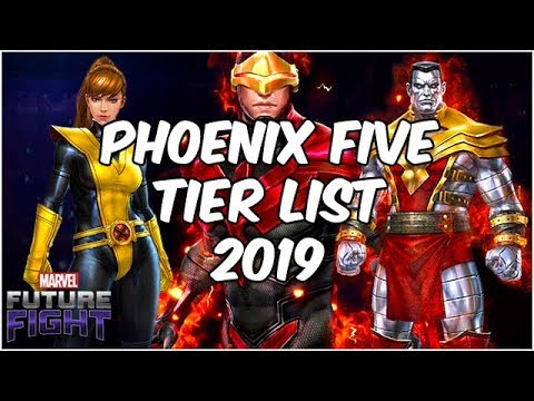 THE END OF TIER LISTS?! ALL 200 Heroes Ranked (Sept 2019) - Marvel Future Fight