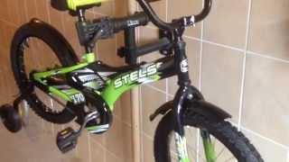 Обзор детского велосипеда Stels Pilot 170(Обзор детского велосипеда Stels Pilot 170., 2015-07-20T08:28:07.000Z)