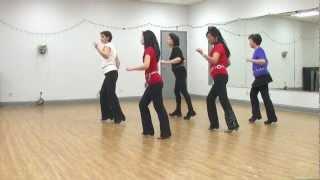 Conchita Cha - Line Dance (Dance & Teach in English & 中文)