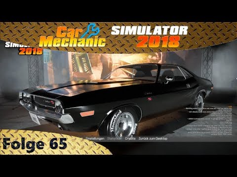 car mechanic simulator 2018 krank ist er let 39 s play. Black Bedroom Furniture Sets. Home Design Ideas