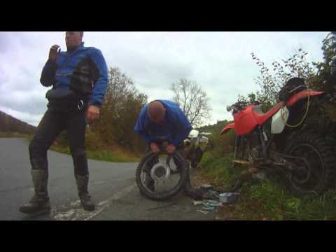Puncture Repair – Off Road Wales.