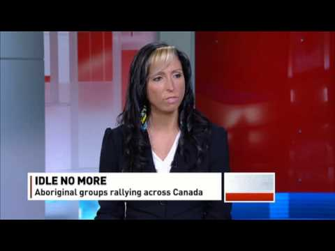 Idle No More's mission - Politics