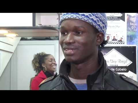 Nação | TVE - Imigrantes haitianos e Africanos em Porto Alegre - 2/11/2016