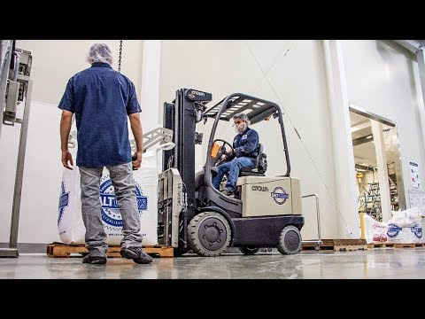 Confidently Transition From LPG To Electric Forklifts With Battery Health Monitor