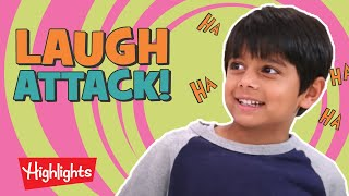 Laugh Attack! #3 | Jokes For Kids | Highlights Kids