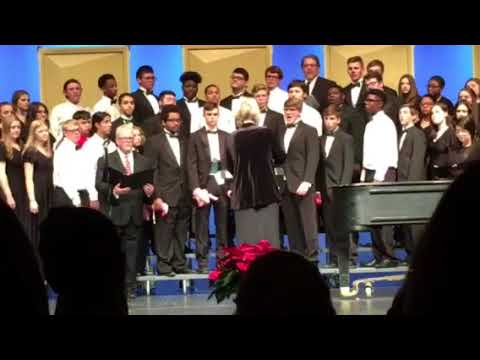 Hallelujah Chorus - Muskogee High School