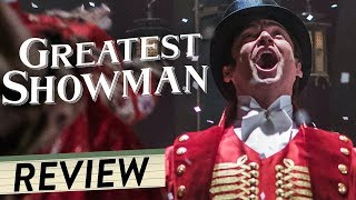 GREATEST SHOWMAN | Review & Kritik