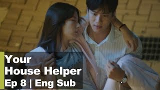 BoNa Was Sick and Finally Collapsed From Overwork! [Your House Helper Ep 8]
