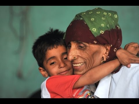 Oldest Mother In The World Wants To Live To See Her Daughter Married