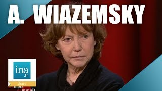 "Anne Wiazemsky ""Mon amour pour Jean-Luc Godard"" | Archive INA"