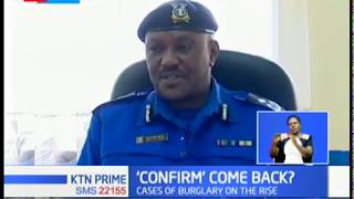 Nakuru marauding gang returns, raiding and robing homes and business premises