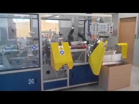NIKELMAN - Automatic Shirring Of Sausage Casing - Calibers 30-140 - Nikelman® SGP-90 Automat